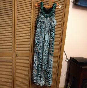 Gorgeous maxi dress, XL